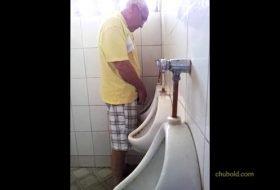 WC da rodoviária pegação doze dupla