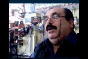 Vovô português safadinho se exibe na cam