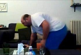 Sexo Oral no vizinho do quarto