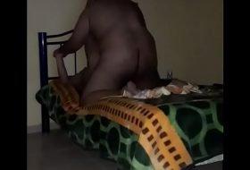 Negro gordo metendo vara no leke