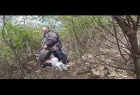 transando com casado hétero no bosque