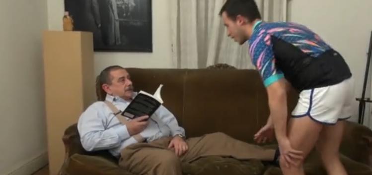 XXX Gay Maduro – Papi ativo maduro gay brasil