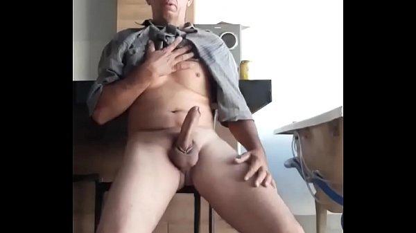 Sexo oral do mestre de obras